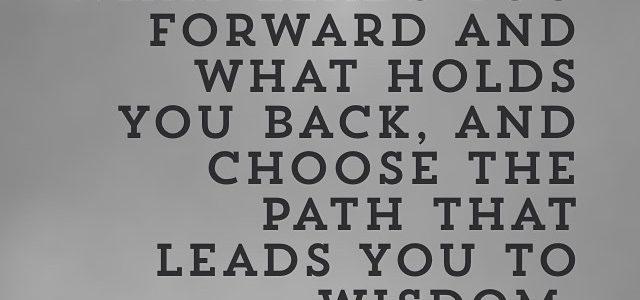 Choose Wisdom