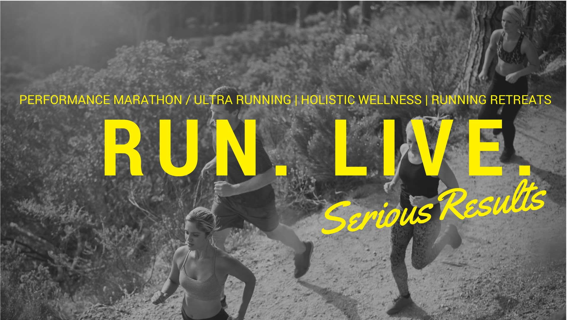 Running with Life, LLC: Performance Marathon and Ultramarathon Coaching, Holistic Wellness Coaching, Running Retreats